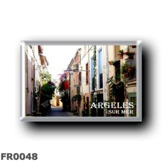 FR0048 France - French Riviera - Côte d'Azur - Argeles sur Mer