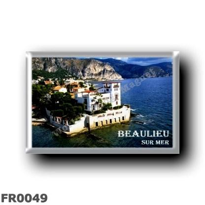 FR0049 France - French Riviera - Côte d'Azur - Beaulieu sur Mer