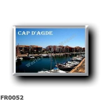 FR0052 France - French Riviera - Côte d'Azur - Cap d'Agde