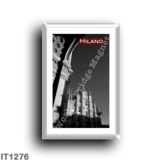 IT1276 Europe - Italy - Lombardy - Milan - Piazza Duomo