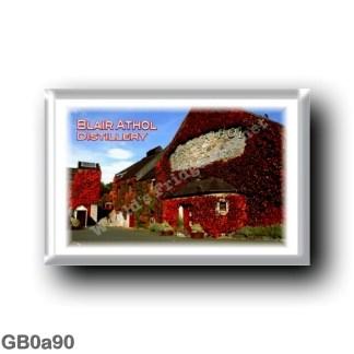 GB0a90 Europe - Scotland - Pitlochry - Blair-Athol-Distillery