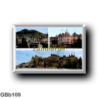GBb109 Europe - Scotland - Edinburgh
