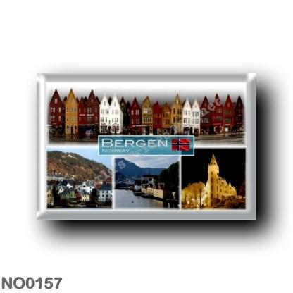 NO0157 Europe - Norway - Bergen