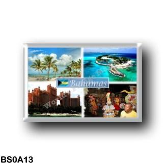 BS0A13 America - The Bahamas - Nassau - The Royal Tower - Blue Lagoon Island - Jumkanoo