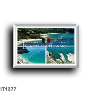 IT1377 Europe - Italy - Calabria - Capo Vaticano - Beaches - Tropea Promontory - Coves - Vibo Valentia