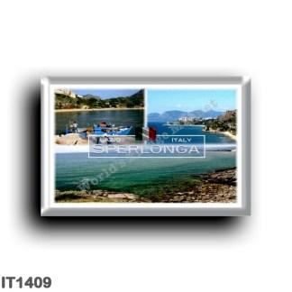 IT1409 Europe - Italy - Lazio - Sperlonga - Tyrrhenian Sea - Sea View - Panorama - Latina
