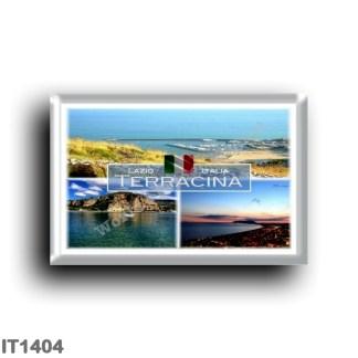 IT1404 Europe - Italy - Lazio - Terracina - Monte Sant'Angelo - Porto View - Porto Canale - Latina