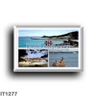 IT1277 Europe - Italy - Sardinia - Arzachena - Porto Cervo - Costa Smeralda - Baia Sardinia