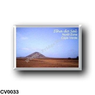 CV0033 Africa - Cape Verde - Ilha do Sal - North area
