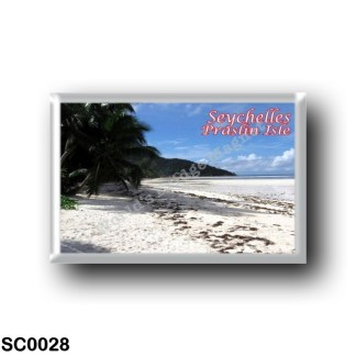 SC0028 Africa - Seychelles - Isola di Plaslin - Anse Kerlan