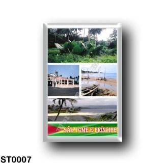 ST0007 Africa - São Tomé and Príncipe - Mosaic
