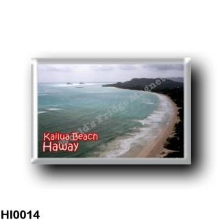 HI0014 Oceania - Hawaii - Hoahu Kailua Beach
