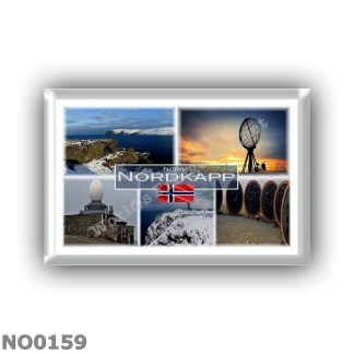 NO0159 - Europe - Norway - North Cape