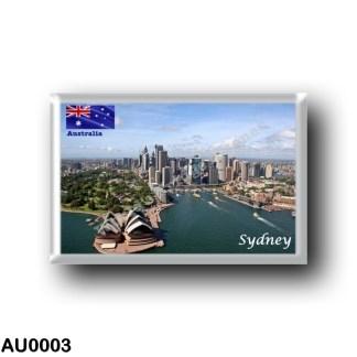AU0003 Oceania - Australia - Sydney