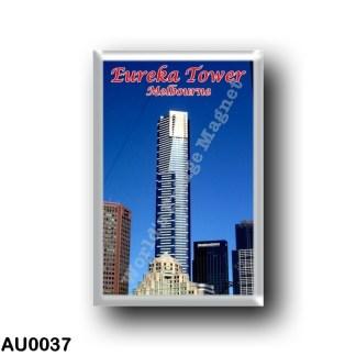 AU0037 Oceania - Australia - Melbourne - Eureka Tower