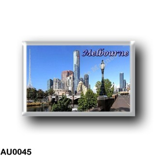 AU0045 Oceania - Australia - Melbourne - Panorama