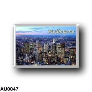 AU0047 Oceania - Australia - Melbourne - Panorama