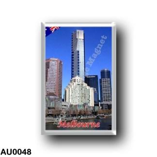 AU0048 Oceania - Australia - Melbourne - Panorama