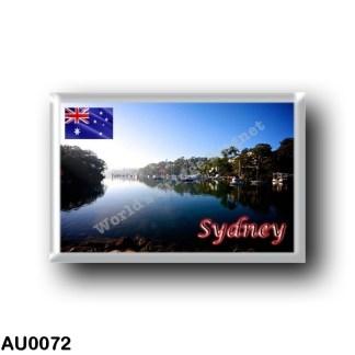 AU0072 Oceania - Australia - Sydney - Bay of Sydney