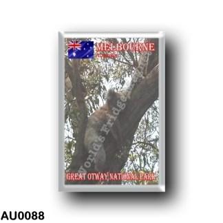 AU0088 Oceania - Australia - Melbourne - Great Otway National Park