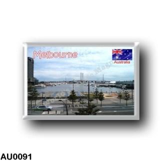 AU0091 Oceania - Australia - Melbourne - Panorama