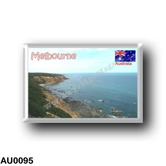 AU0095 Oceania - Australia - Melbourne - Panorama