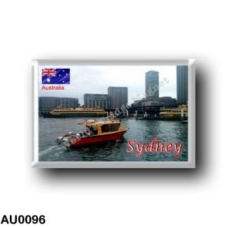 AU0096 Oceania - Australia - Melbourne - Panorama