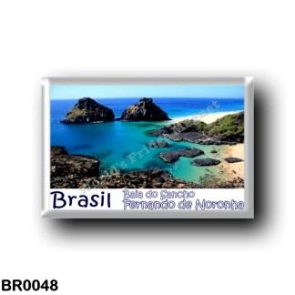 BR0048 America - Brazil - Fernando de Noronha - Baia do Sancho
