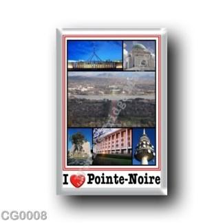 CG0008 Africa - Republic of the Congo - Pointe-Noire