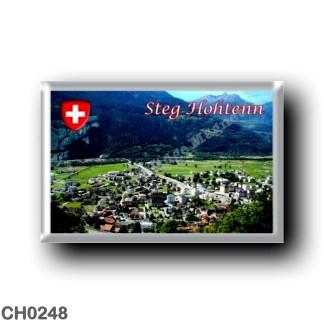 CH0248 Europe - Switzerland - Canton Vallese - Steg-Hohtenn