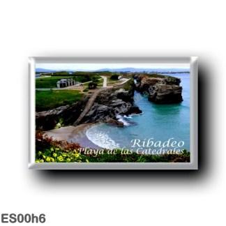 ES00h6 Europe - Spain - Spagna - Ribadeo - Playa de las Catedrales