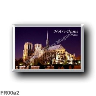 FR00a2 Europe - France - Paris - Notre-Dame de Paris