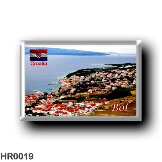 HR0019 Europe - Croatia - Bol