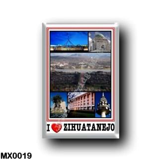 MX0019 America - Mexico - Zihuatanejo