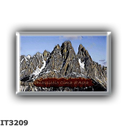 IT3209 Europe - Italy - Dolomites - Cristallo group