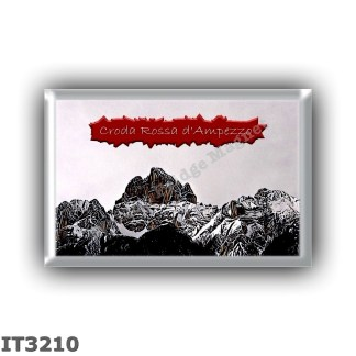 IT3210 Europe - Italy - Dolomites - Croda Rossa d'Ampezzo group