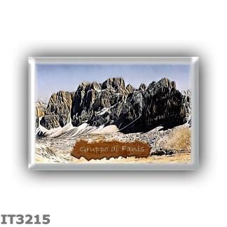 IT3215 Europe - Italy - Dolomites - Fanis group