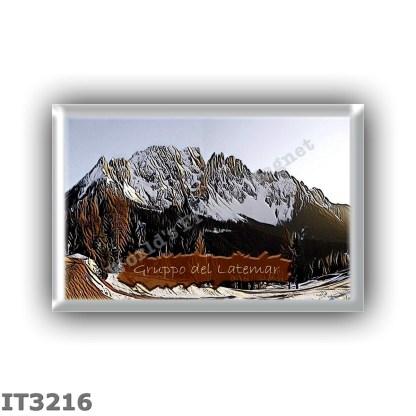 IT3216 Europe - Italy - Dolomites - Latemar group