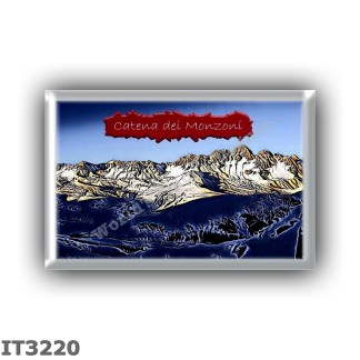 IT3220 Europe - Italy - Dolomites - Monzoni group