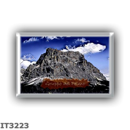 IT3223 Europe - Italy - Dolomites - Monte Pelmo group