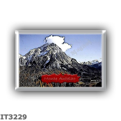 IT3229 Europe - Italy - Dolomites - Monte Atelao group - from San Vito di Cadore