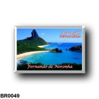 BR0049 America - Brazil - Fernando de Noronha - Pernambuco