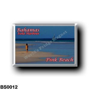 BS0012 America - The Bahamas - Isola Harbour - Pink Beach A