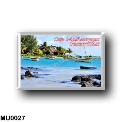 MU0027 Africa - Mauritius - Mauritius - Cap Malheureux