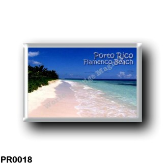 PR0018 Puerto Rico - Culebra Island - Flamenco Beach A