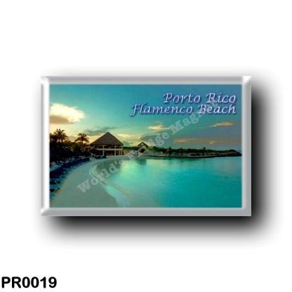PR0019 Puerto Rico - Culebra Island - Flamenco Beach b