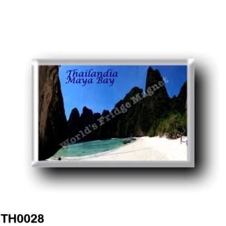 TH0028 Asia - Thailand - Maya Bay - Krabi