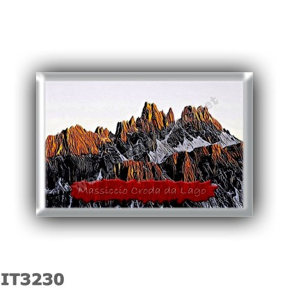 IT3230 Europe - Italy - Dolomites - Croda da Lago group