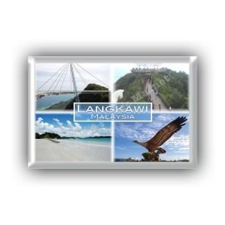 MY0022 Asia - Malaysia - Langkawi - Sky Bridge - Cable Car - Kedah Beach - Dataran Helang