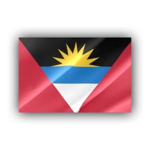 Antigua and Barbuda- flag